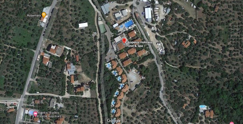 Hotel In Skopelos, Book Online